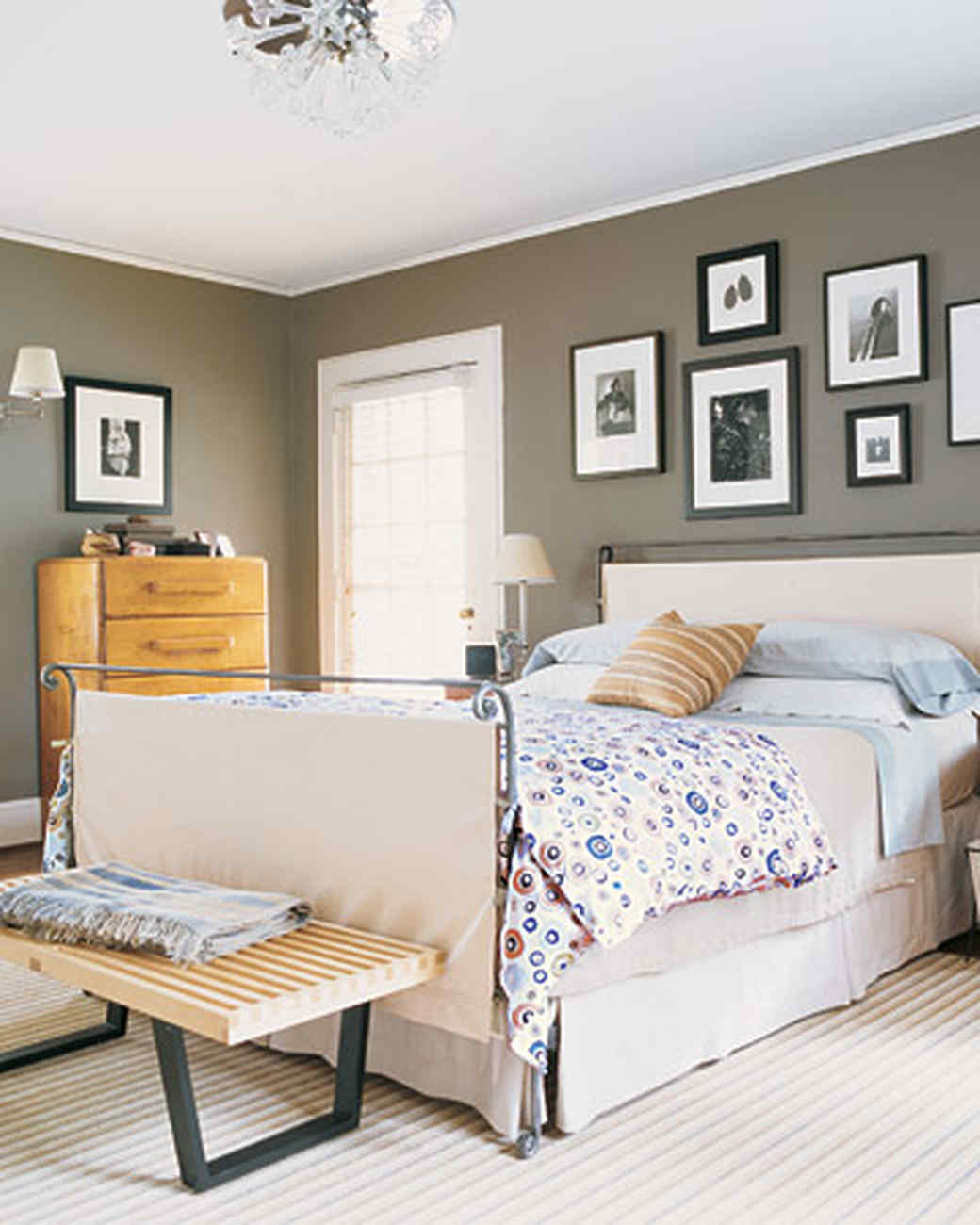 Home Tours of Amazing Bedrooms | Martha Stewart