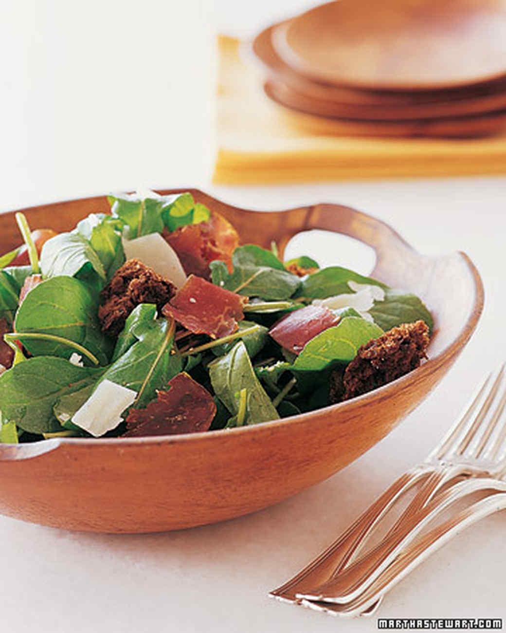 Arugula and Bresaola Salad