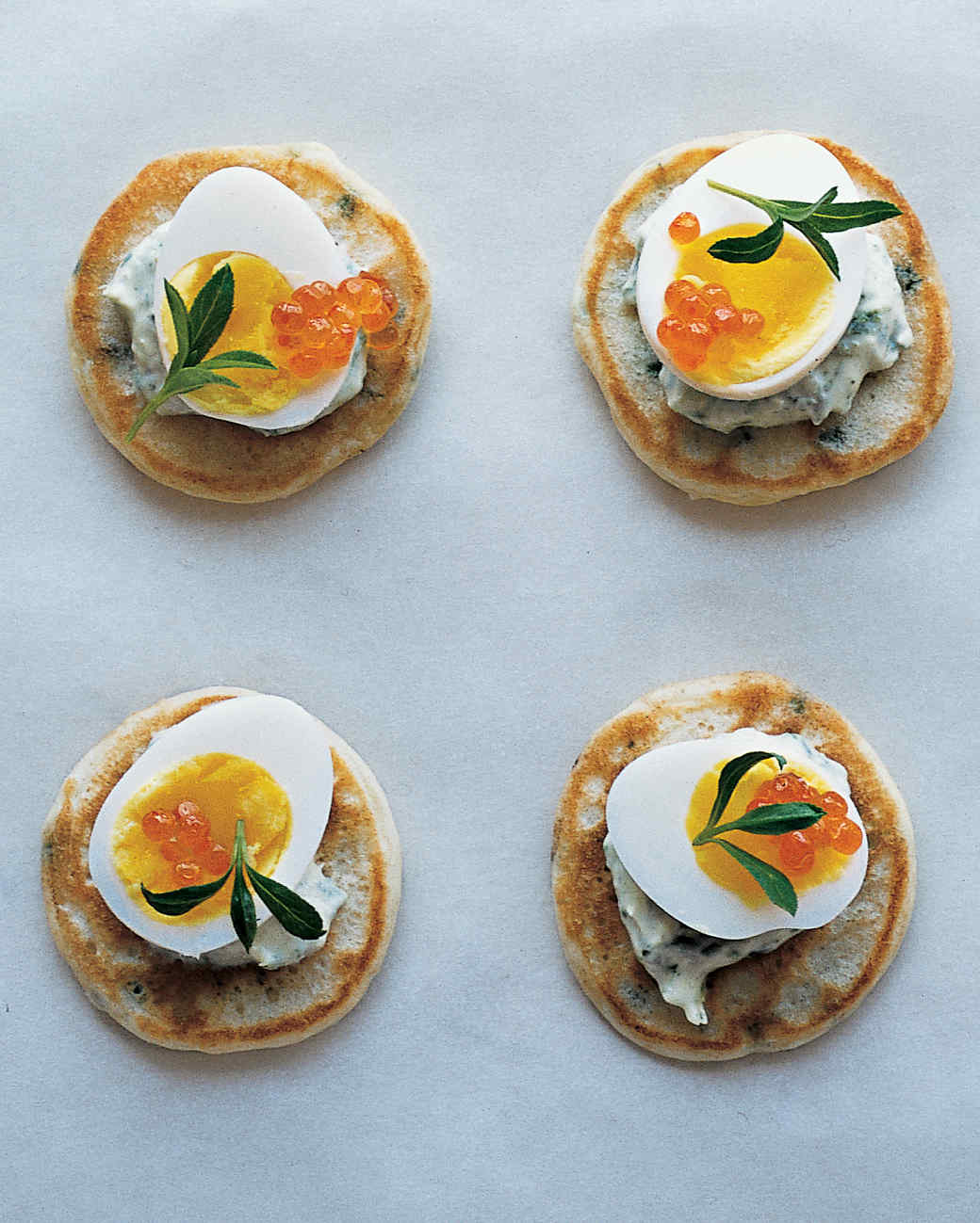Elegant Appetizer Recipes Martha Stewart