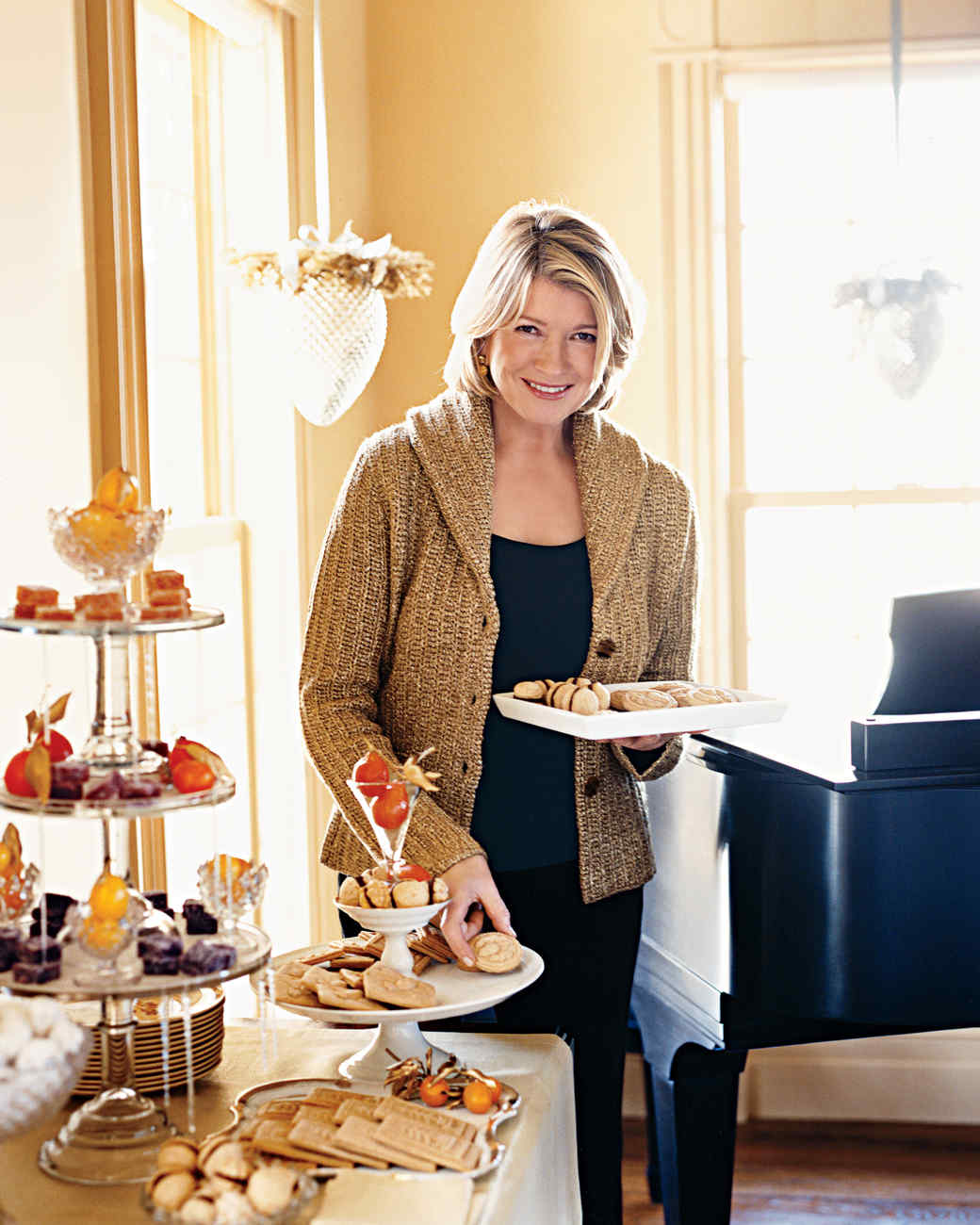 Martha Stewart Christmas Party Ideas Part - 29: Martha Stewart