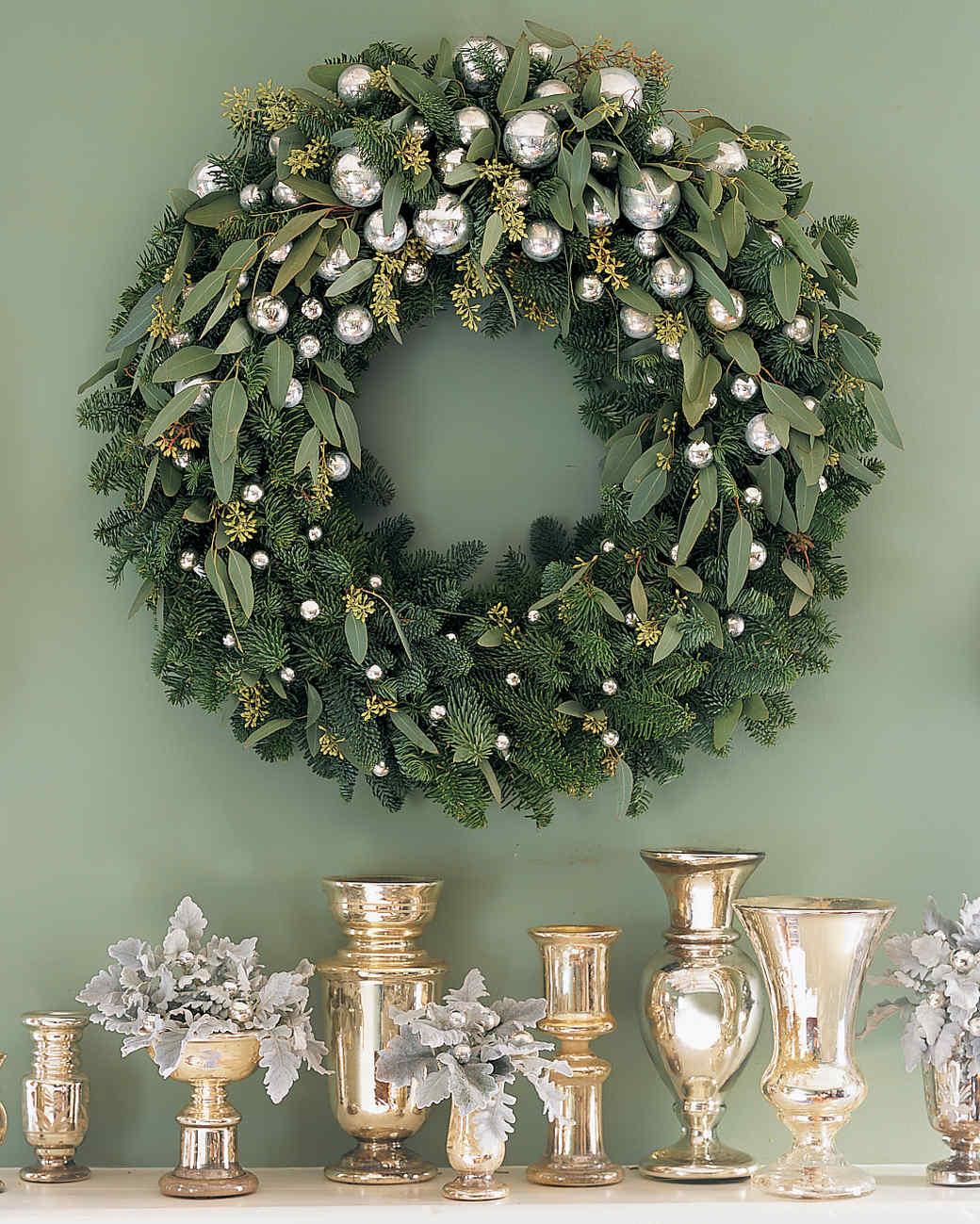 martha stewart christmas wreath