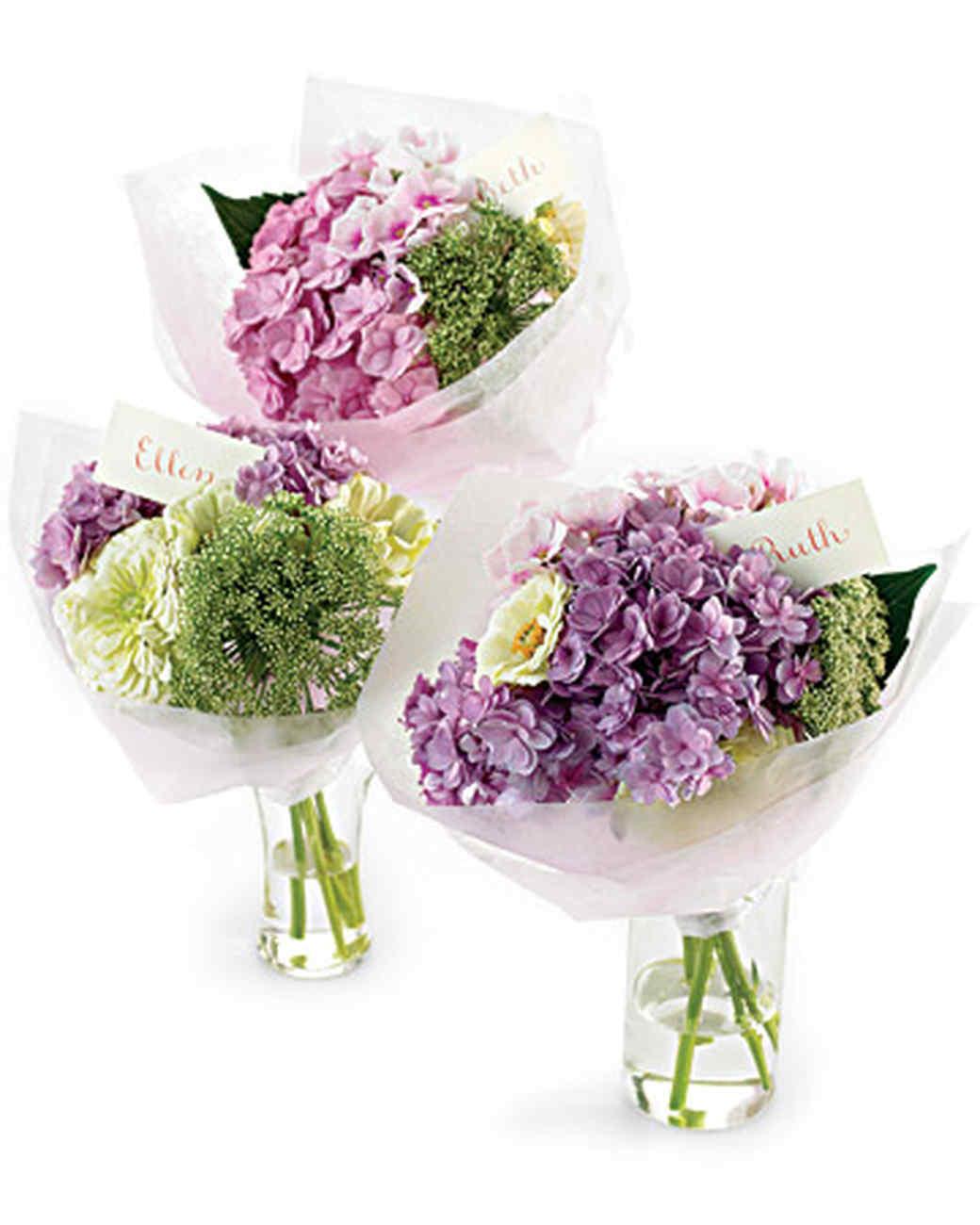 Takeaway Bouquets
