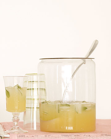 Lemon Verbena Lemonade