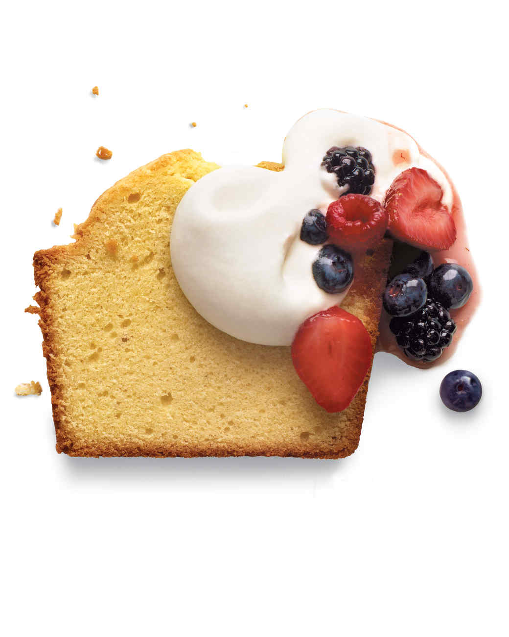 Favorite Pound Cake Recipes