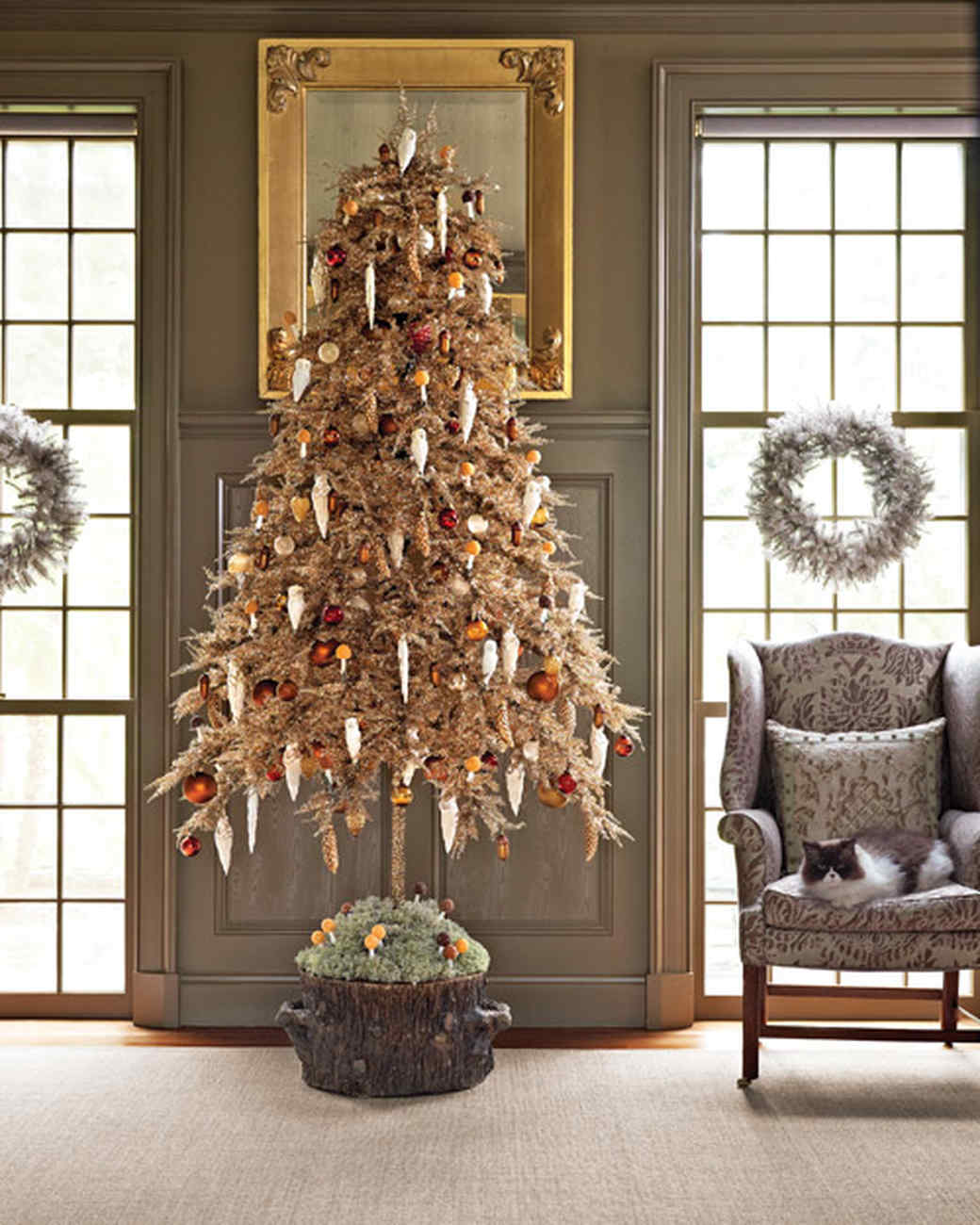 Martha's Holiday Decorating Ideas | Martha Stewart