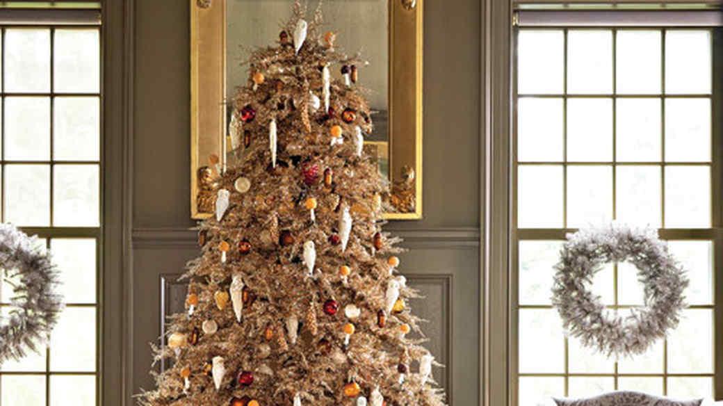 mld105269_1209_goldcat1jpg - Martha Stewart Christmas Trees