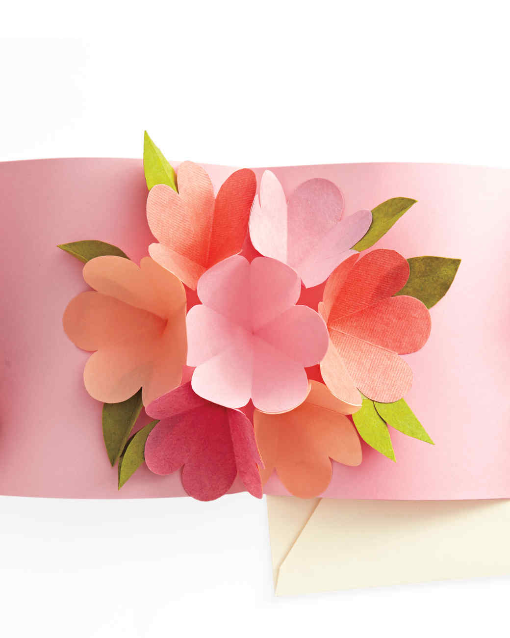 Paper Flower Card Togo Wpart Co