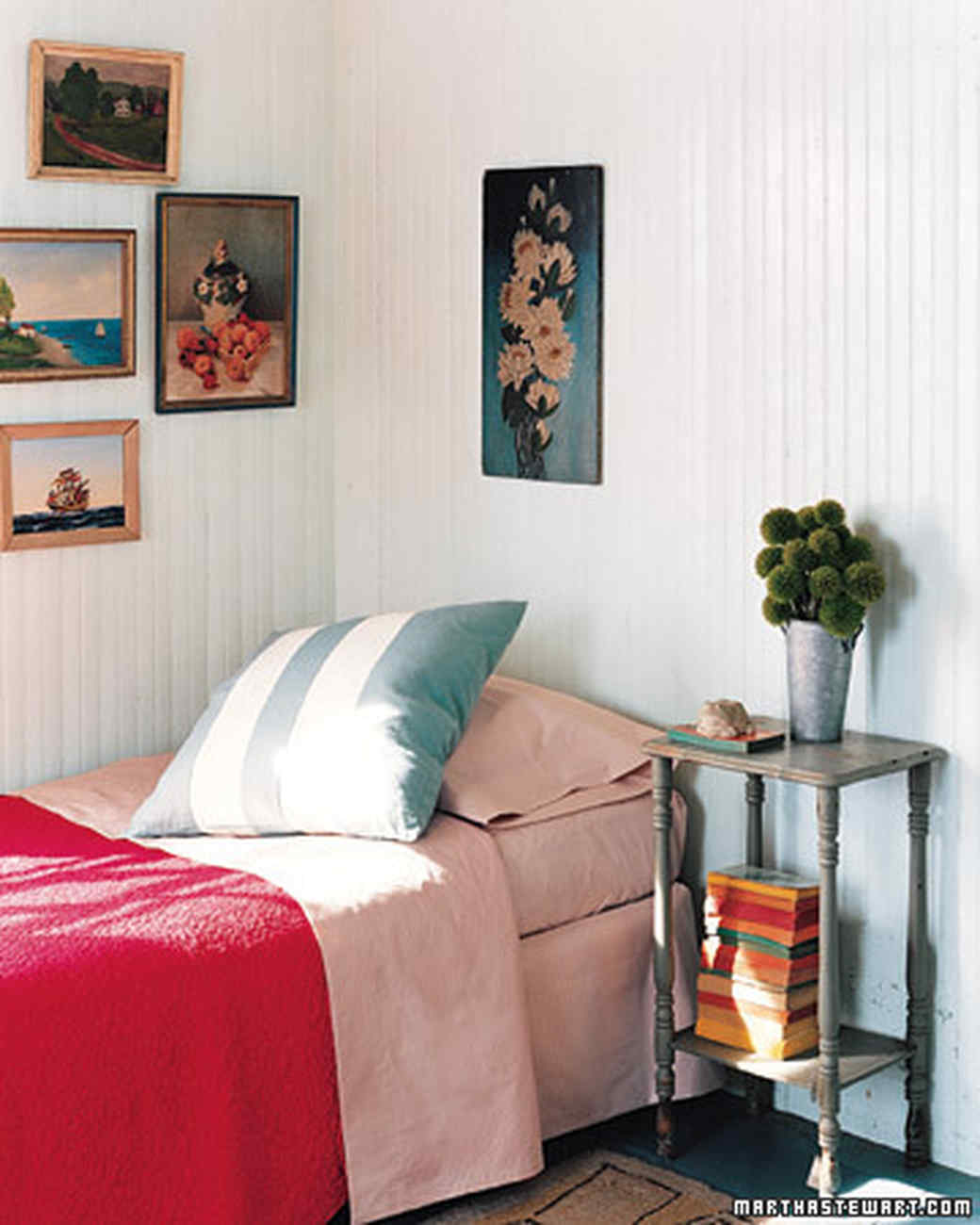 bedroom decorating ideas martha stewart