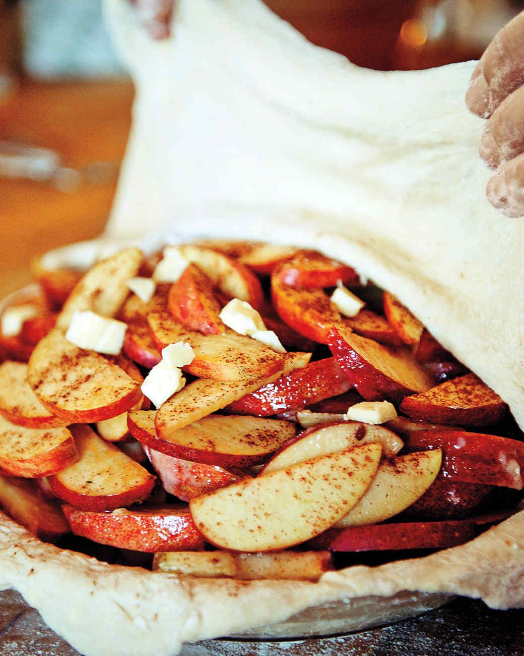 John Bunker's Apple Pie
