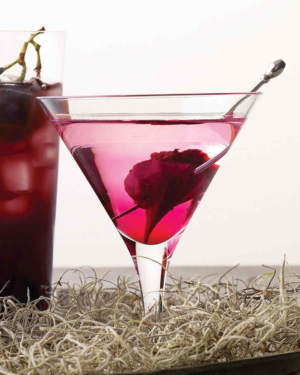 Bleeding Heart Martini Recipe | Martha Stewart