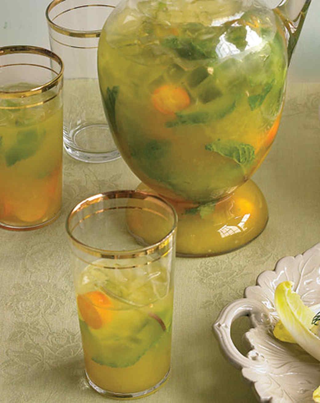 Kumquat Mojitos