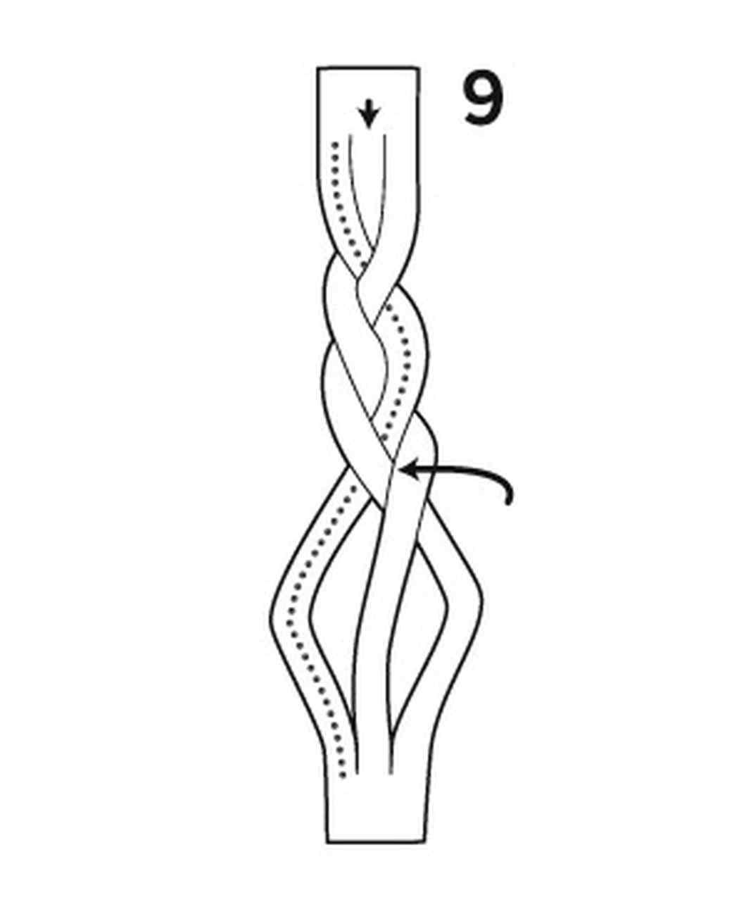 Mystery braided leather cuff martha stewart pooptronica
