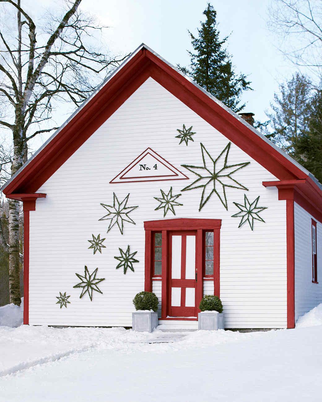 Christmas Star Decorations | Martha Stewart