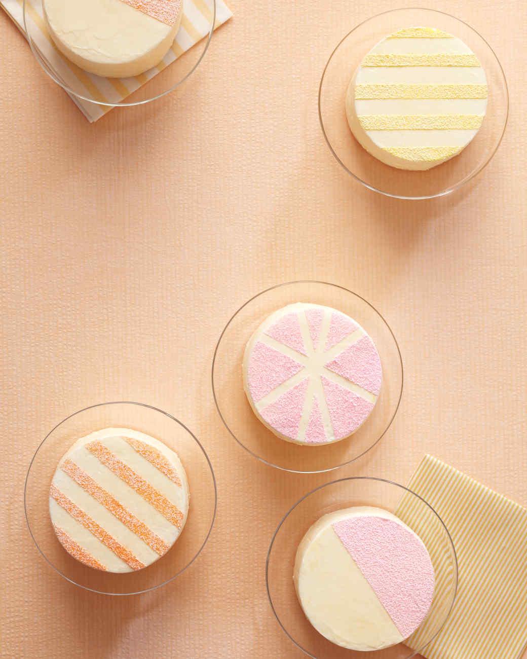 sc 1 st  Martha Stewart & Single-Serving Baby Shower Desserts | Martha Stewart