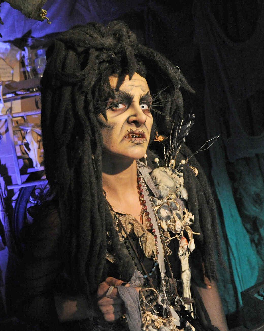 Voodoo Witch Costume