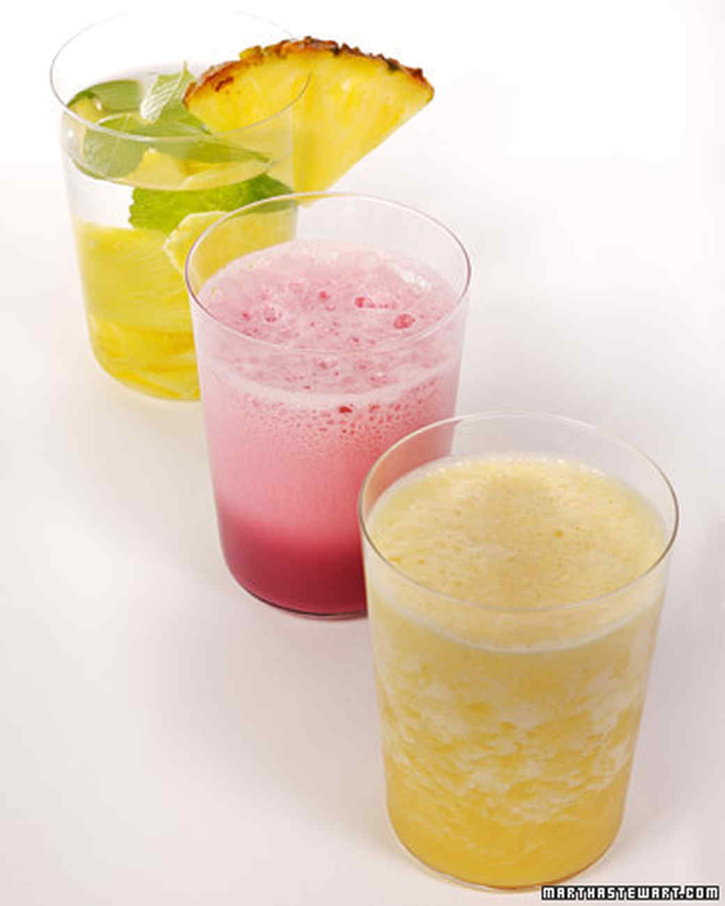 Pineapple Protein Shake