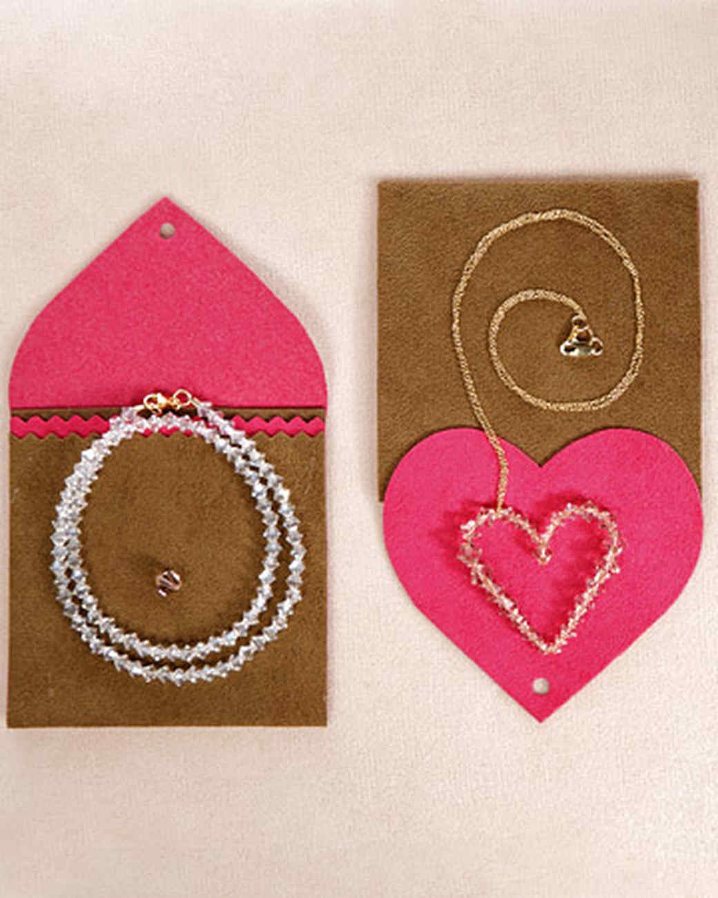 Heart Pendant and Bracelet