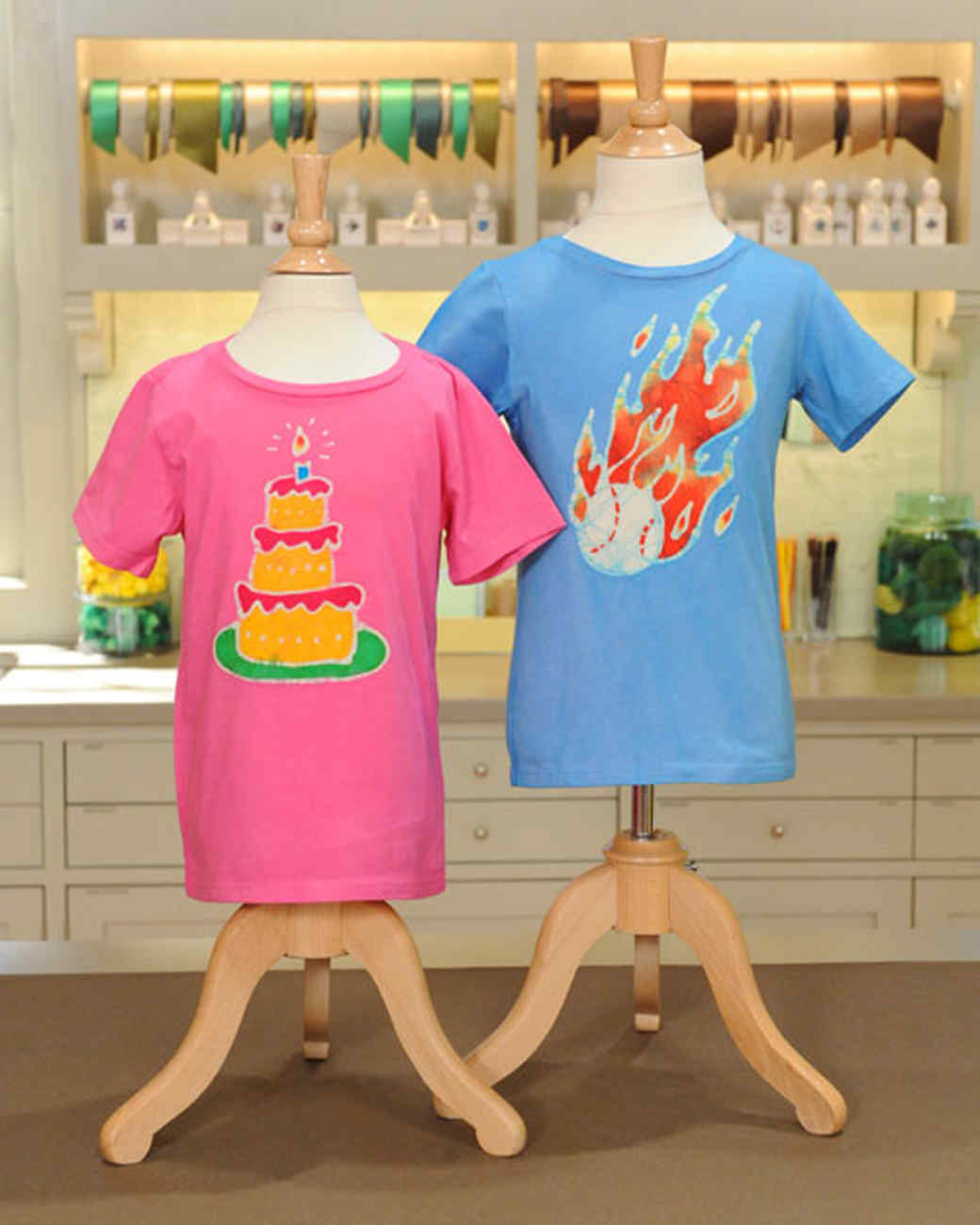 Batik T Shirts