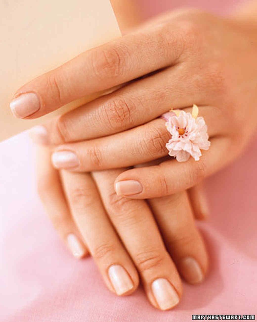 Blooming Rings