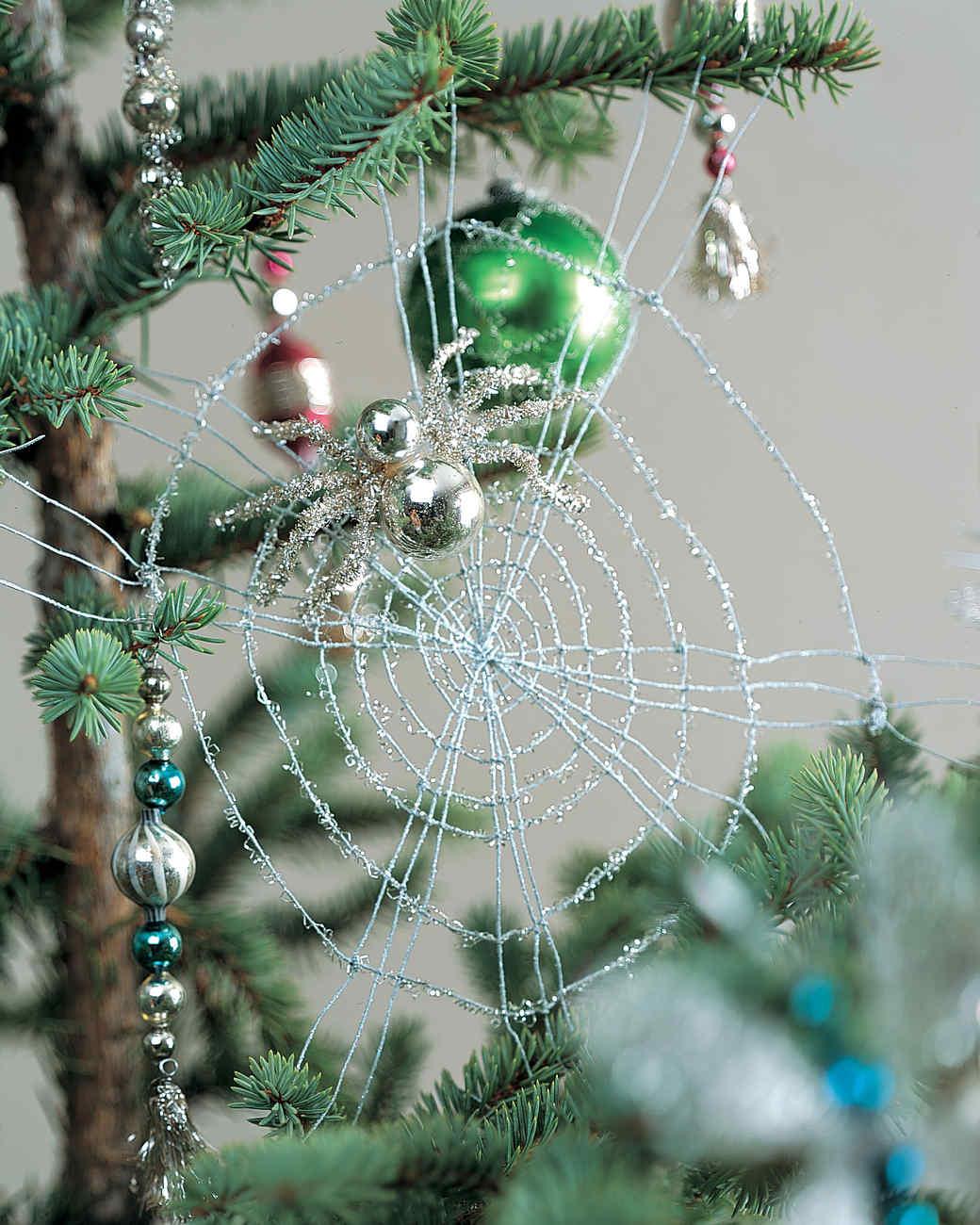 Spider Ornament | Martha Stewart