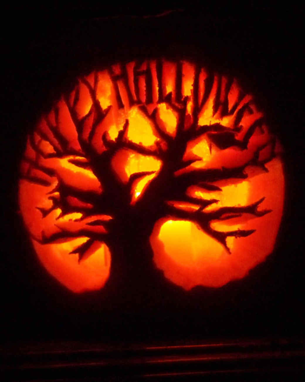 scary pumpkin carving tree low budget interior design rh ihaibaaooa elitescloset store