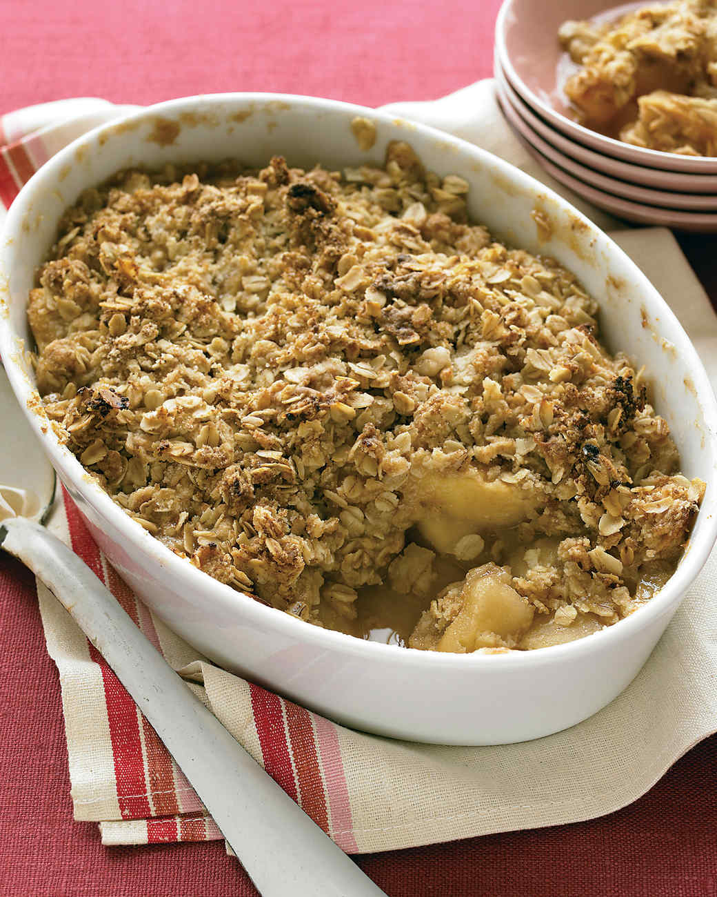Apple Crisp Recipe | Martha Stewart