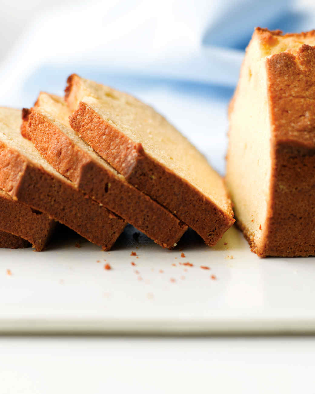 Pound Cake Recipe Loaf Pan