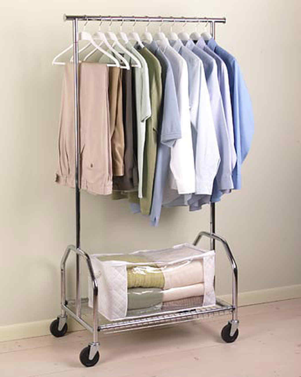heavyduty garment rack
