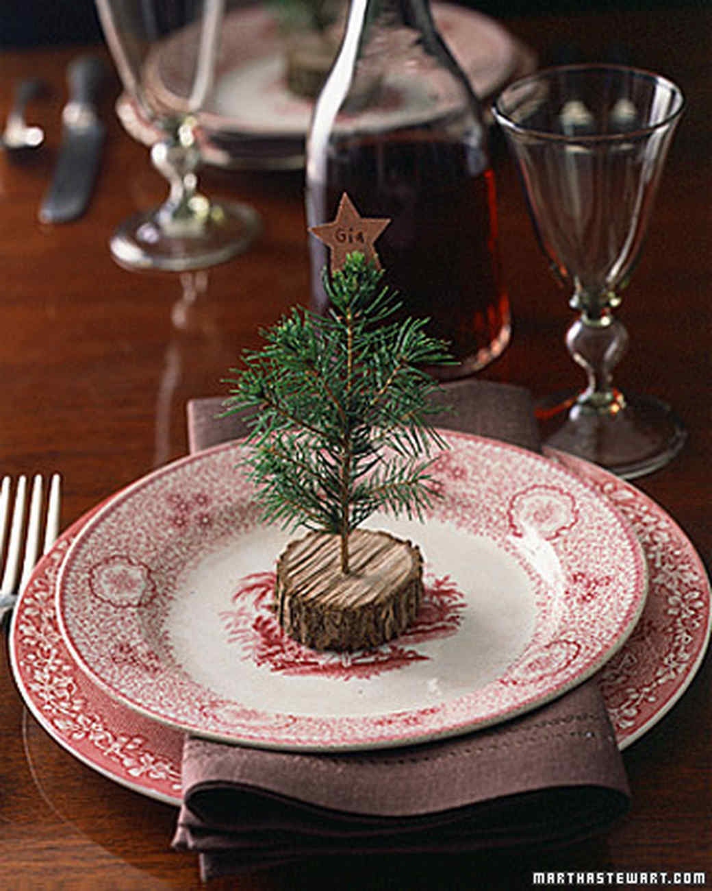 The best handmade christmas decorations martha stewart Small christmas centerpieces