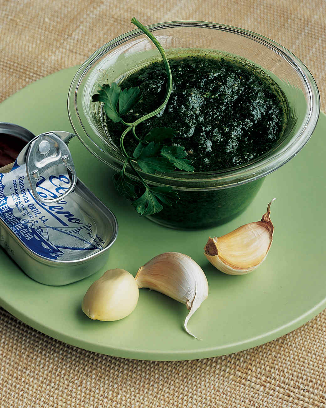 Parsley-Walnut Pesto