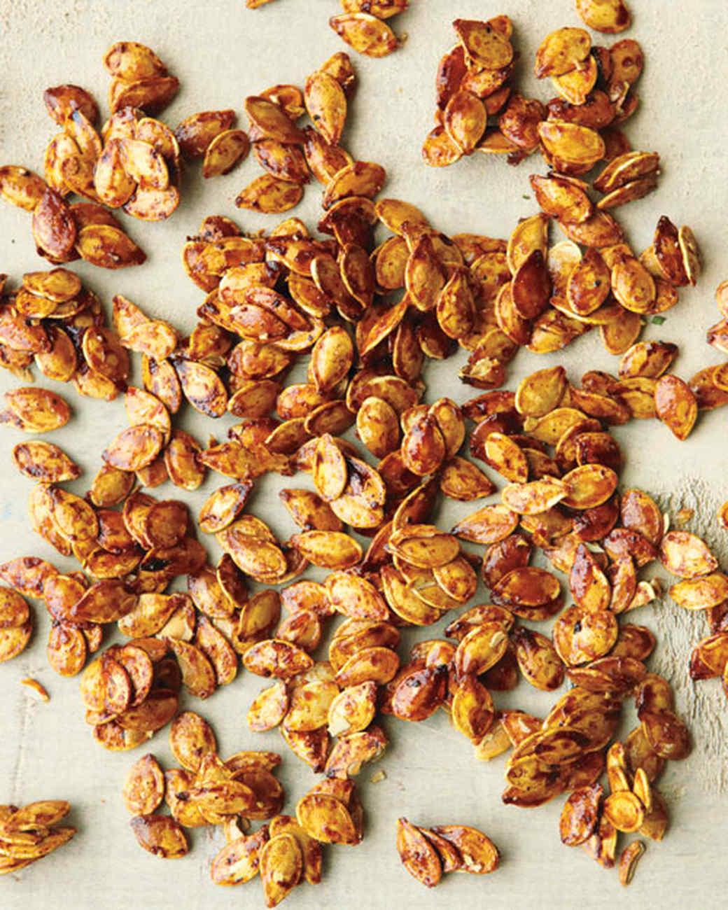 Spiced Pumpkin Seeds