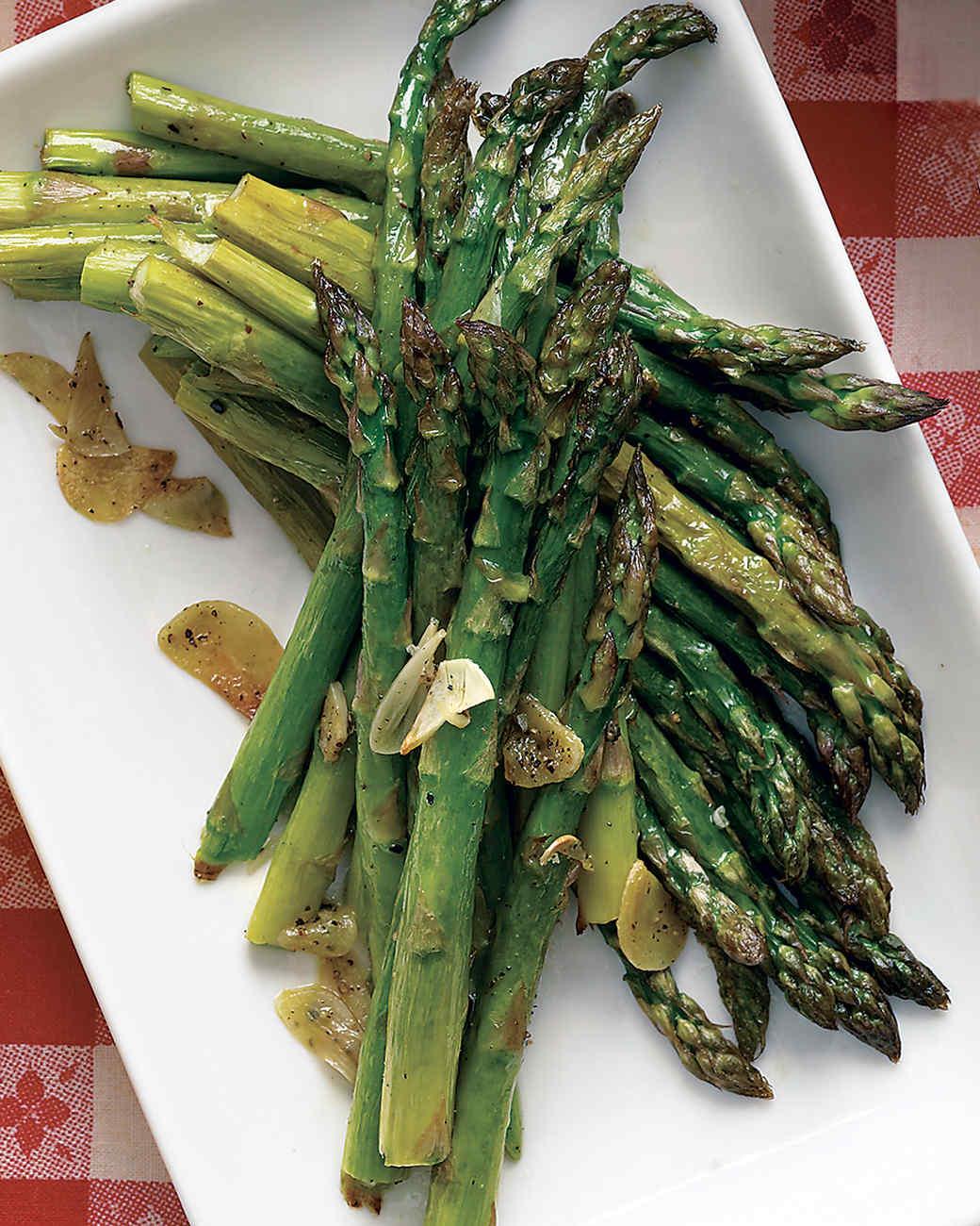 Asparagus recipes easy side dish