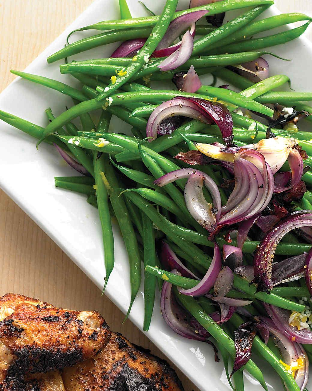 Emeril's Green Bean Salad