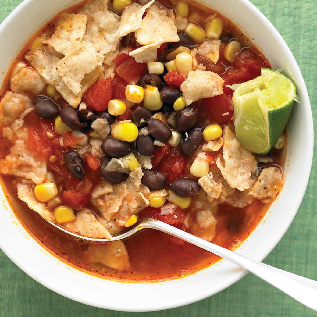 Quick Soup Recipes