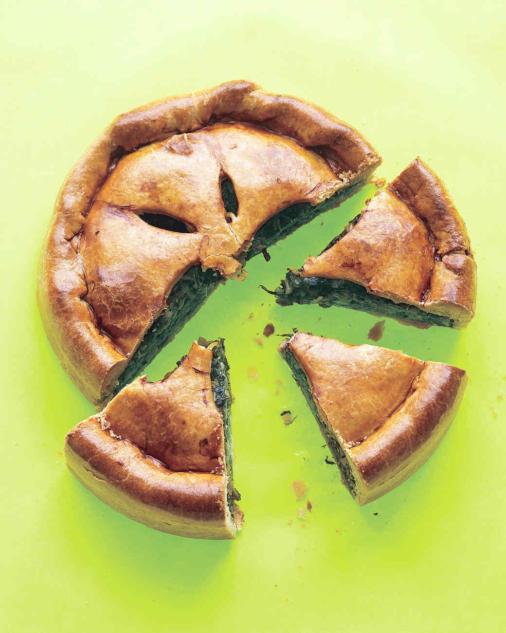 chard pie