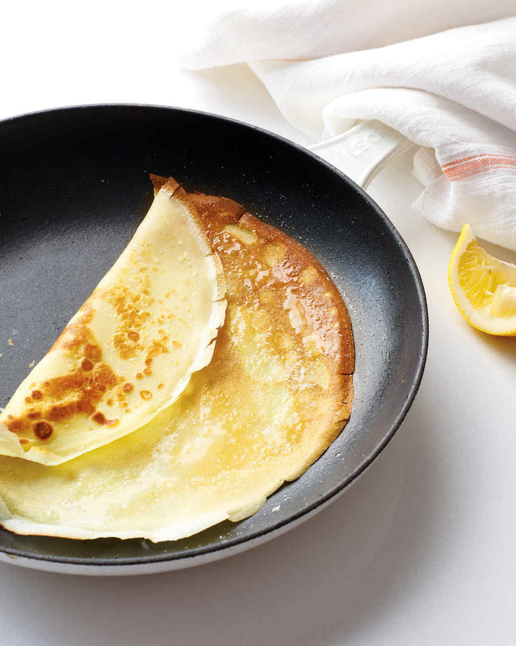 Simple Crepes Recipe & Video | Martha Stewart