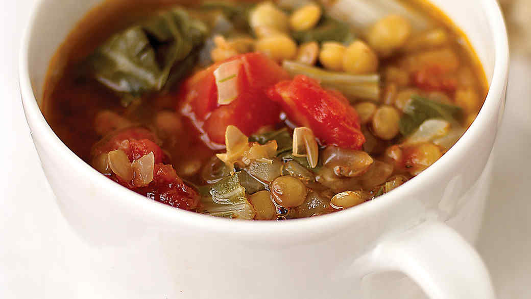 17 Hearty, Healthy Vegan Soup Recipes