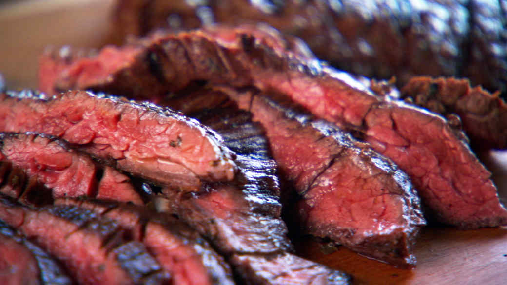 Pan Fried Steak Recipe Video Martha Stewart