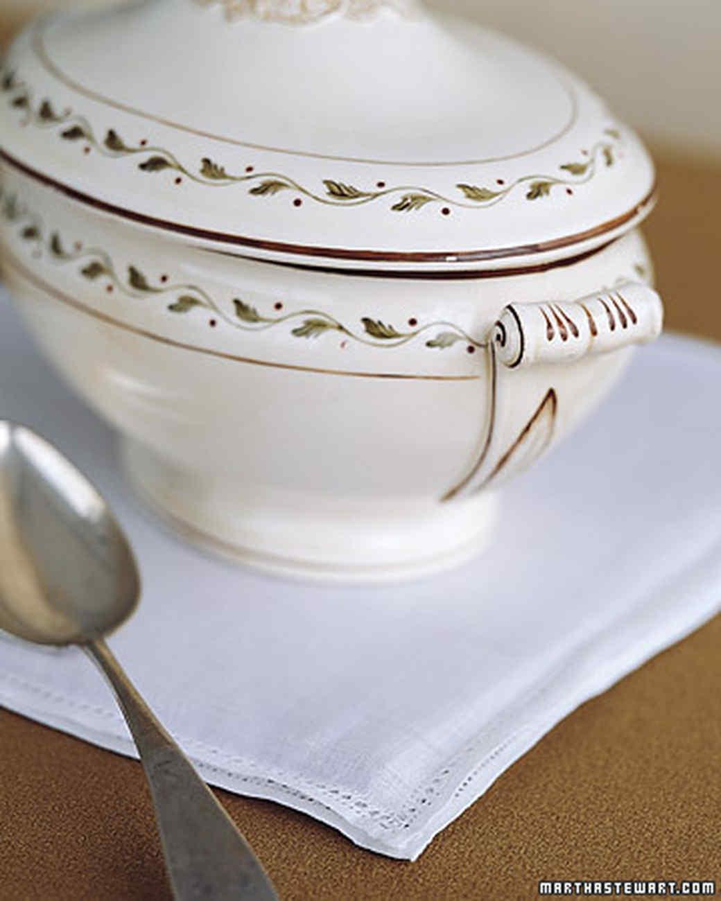Linen Trivets