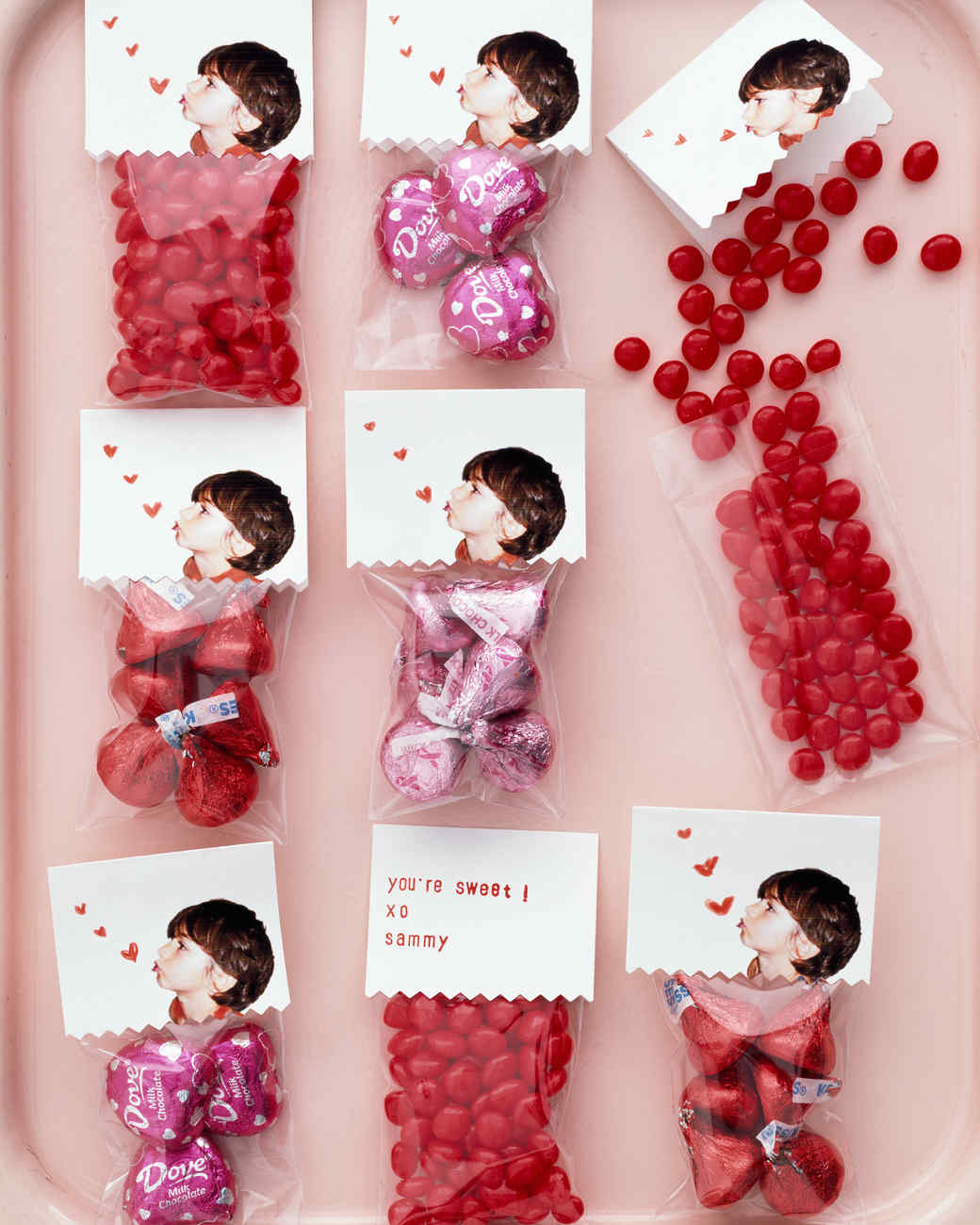 Our Best Valentine S Day Crafts For Kids Martha Stewart