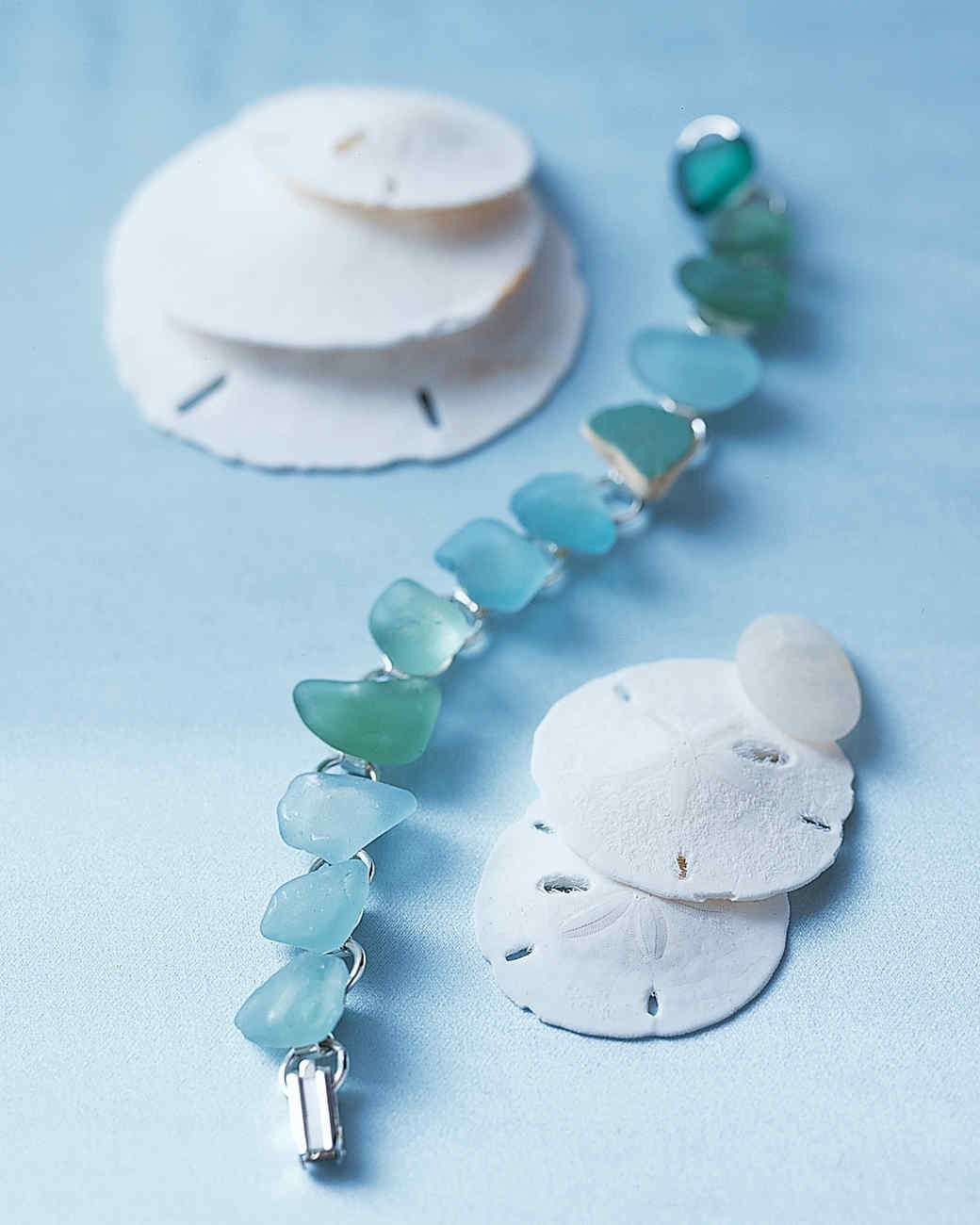 sea glass bracelet - How To Make Sea Glass
