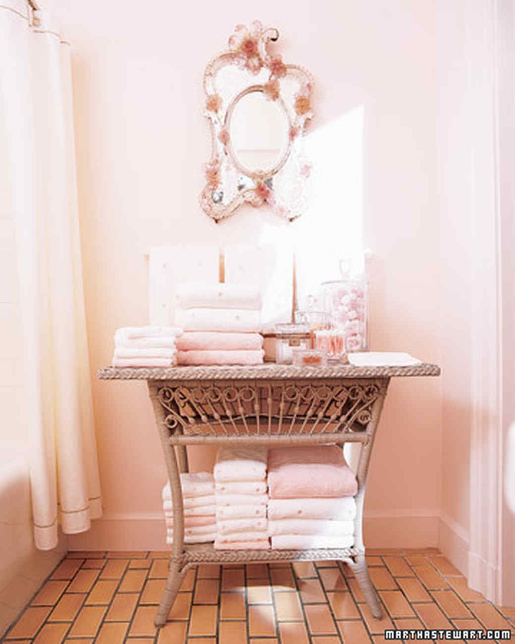Pink rooms martha stewart aloadofball Image collections