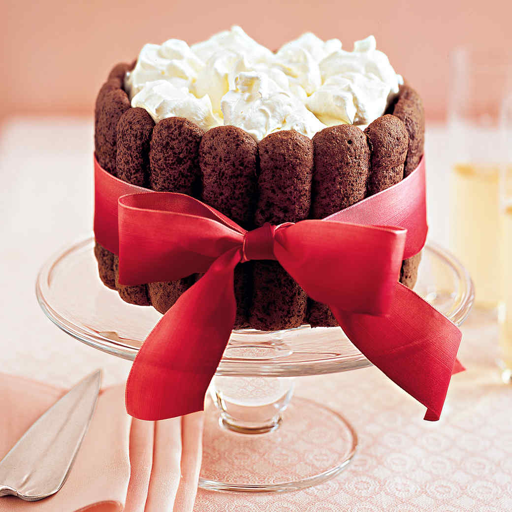 Image result for chocolate lady finger cake