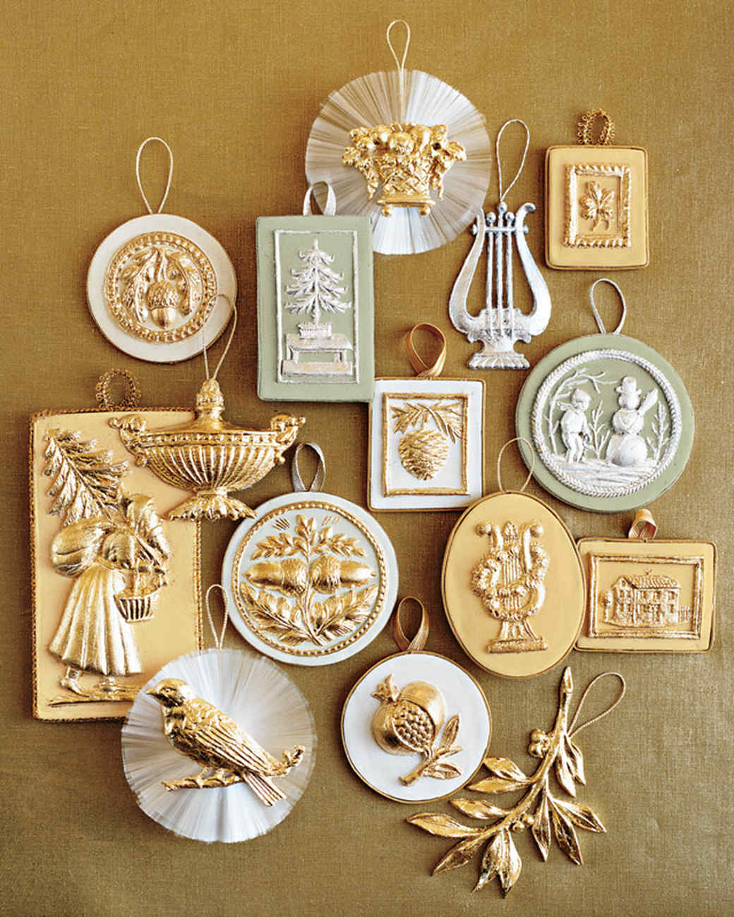 DIY Christmas Ornament Projects | Martha Stewart