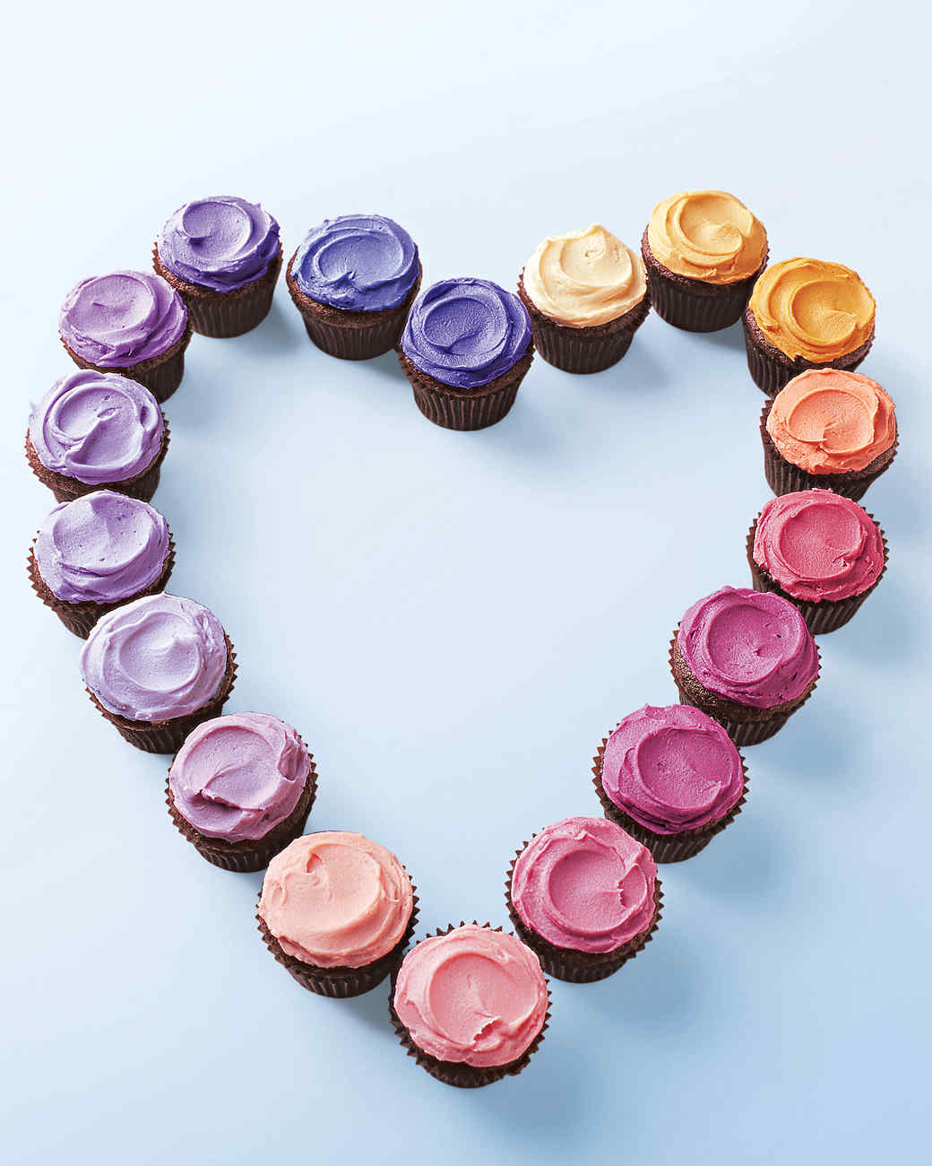 Birthday Cupcakes Martha Stewart