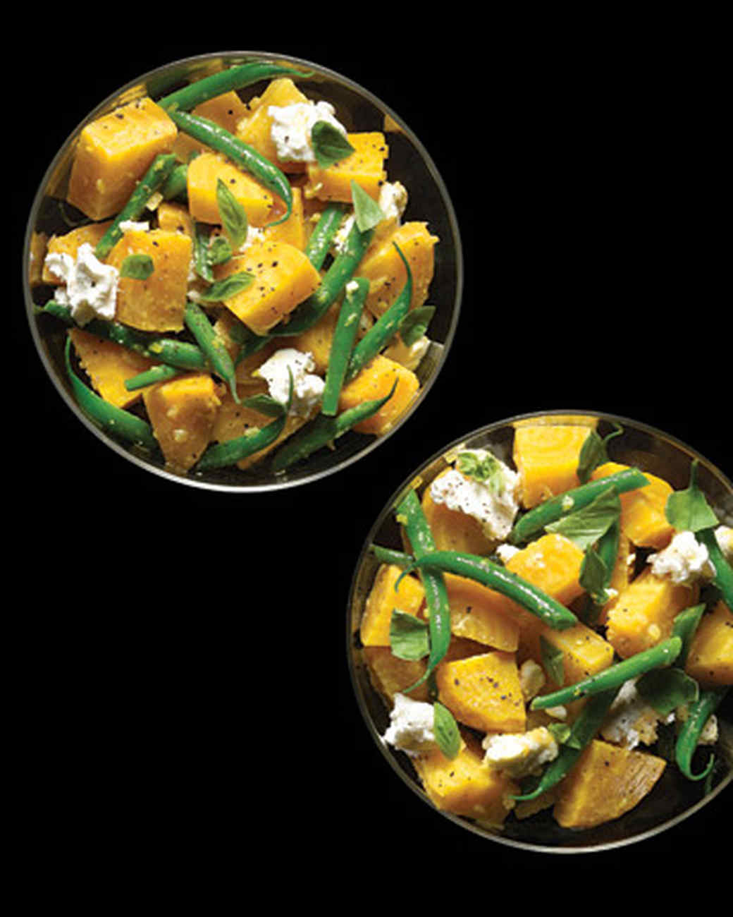 Golden-Beet Salad