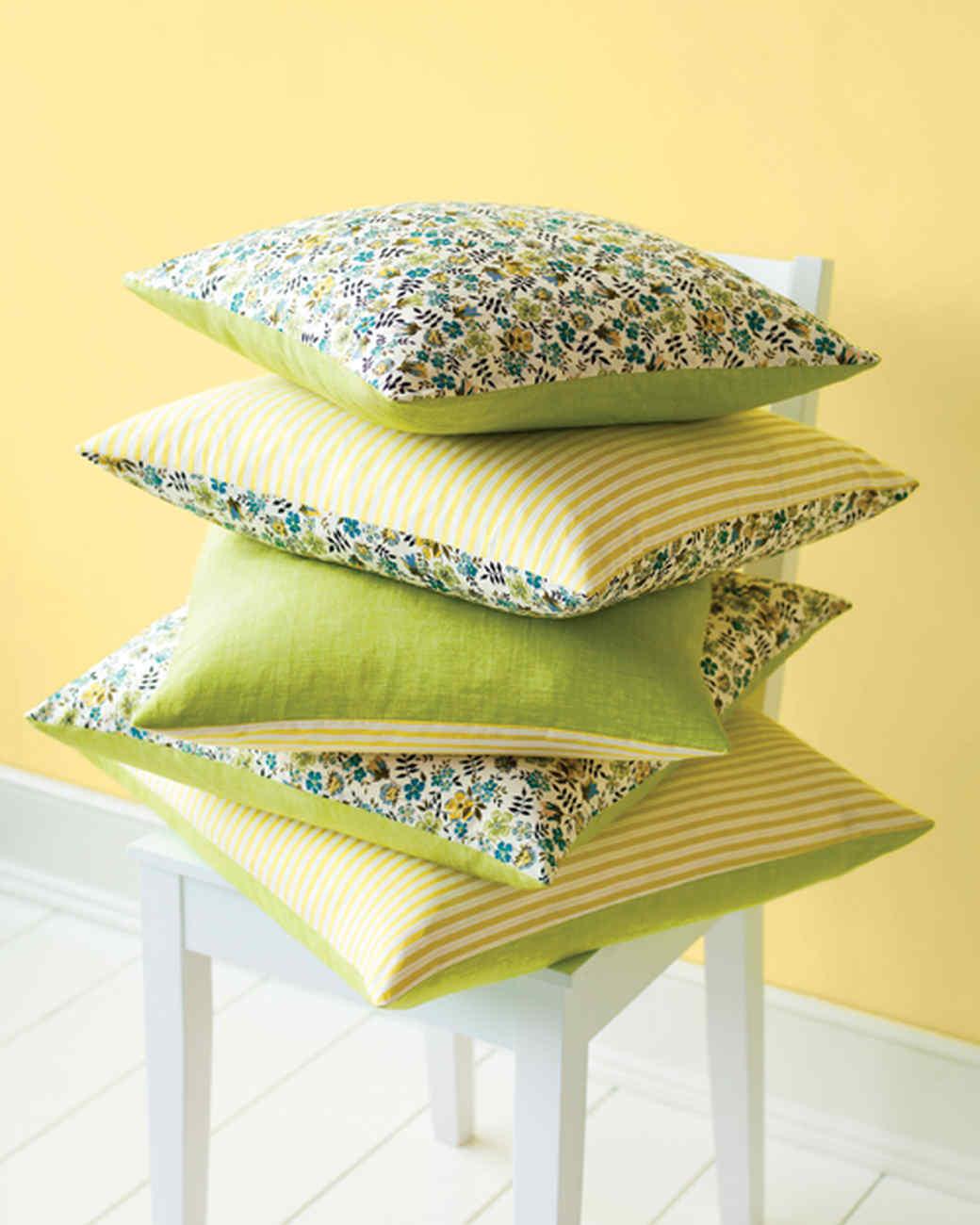 Reversible Pillows