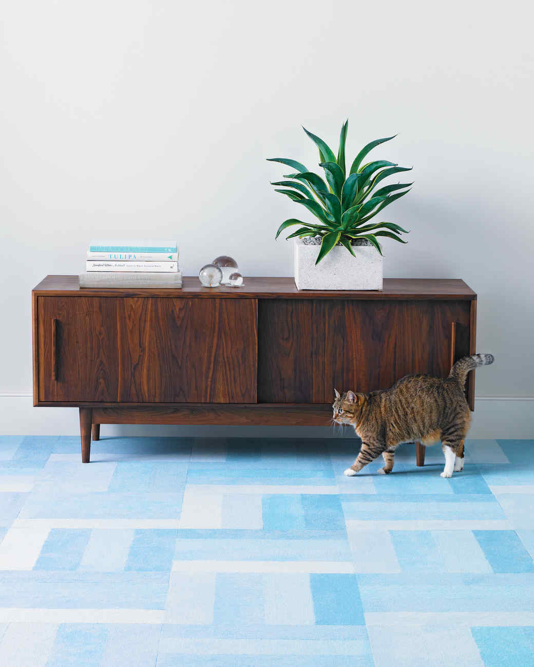 Diy flooring patterns martha stewart the pattern ombre ppazfo