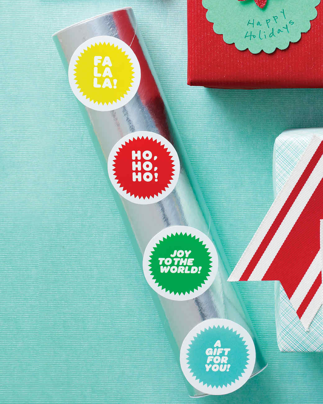 30 holiday gift tags labels and clip art you can use right now cheerful message gift tags negle Choice Image