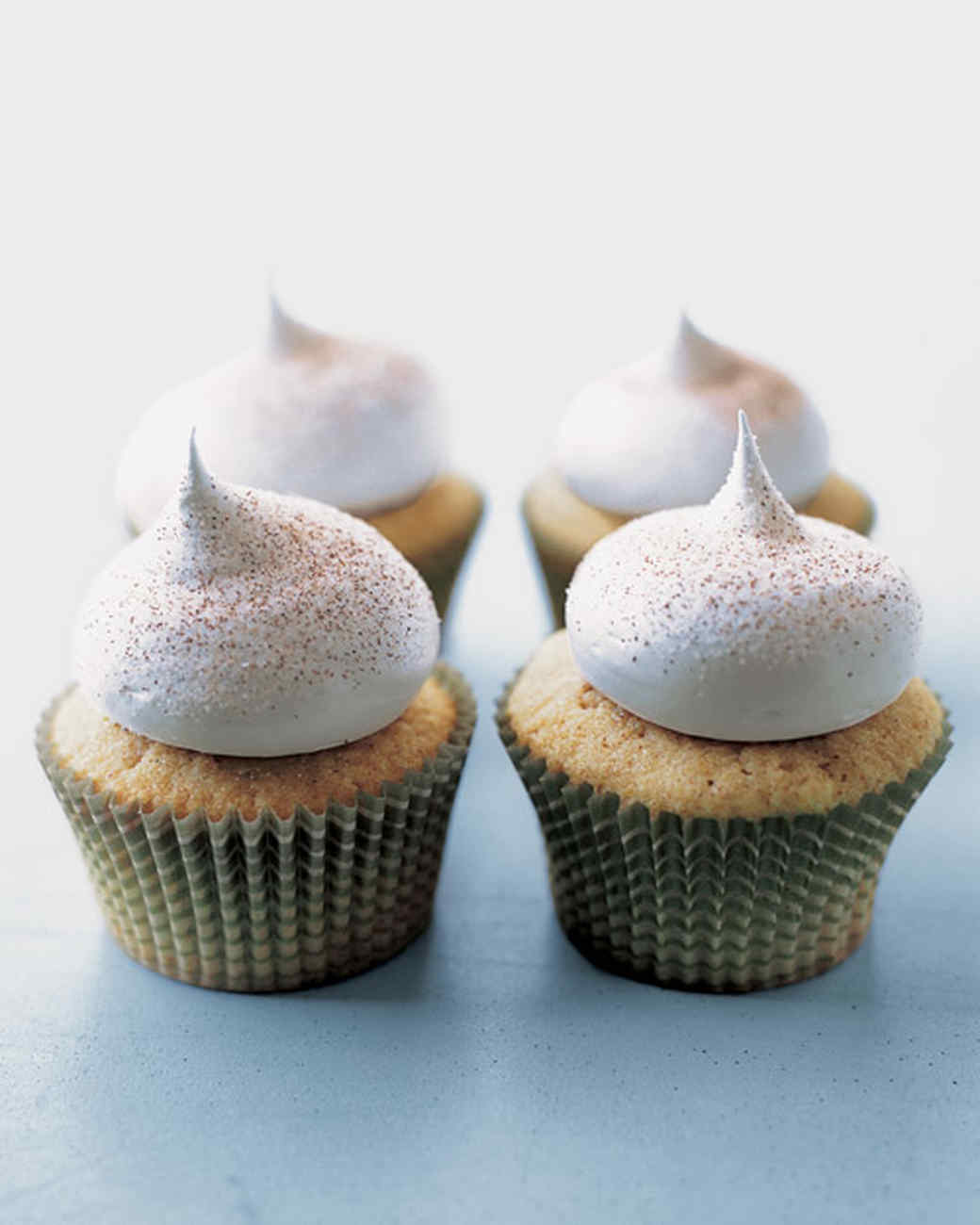 cupcakes snickerdoodle